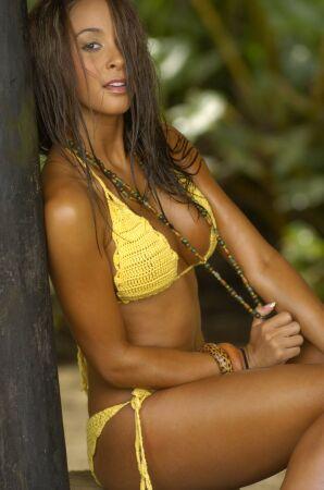 Seychelles Crochet Bikini
