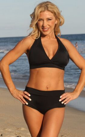 Cabana Banded Bikini