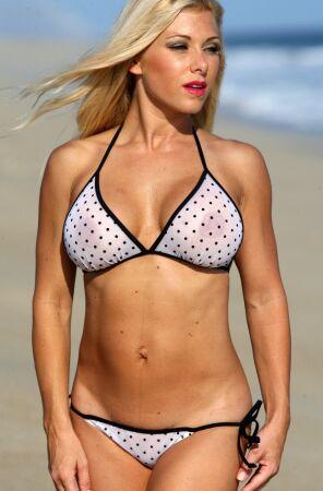 Sheer Saint-Tropez Bikini