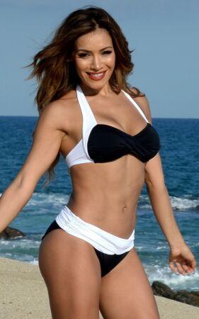 Monroe Bikini Top