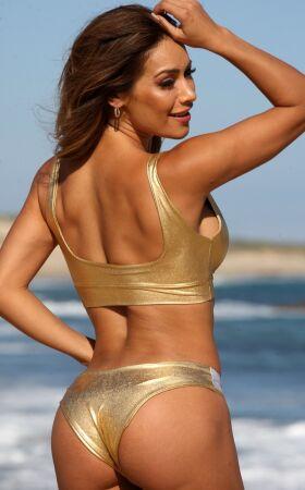 Easee Fit Cross Over Bikini