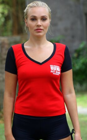 Ujena Fit Club Action Tee Women