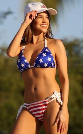 USA Curvy Girl Bikini