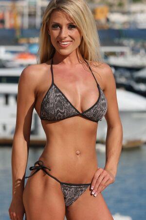 Tonga Tie Bikini