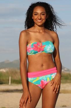 Bandeau Banded Rio Bikini
