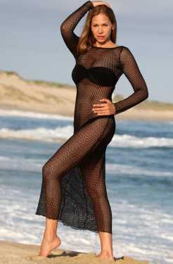 Long Resort Dress