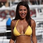 Curvy Girl Tie Bikini
