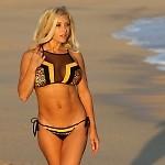 African Leopard Bikini