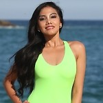 California Lime One-Piece