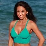 Malibu Teal Bikini Top