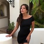My Little Black Velvet Dress