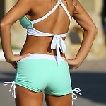 Cool Mint Slider Boy Short