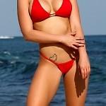 Teeny G String Bikini Bottom