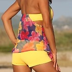 Sport Tankini Bottom