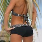 New Army Brat Bikini Bottom