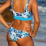 Tropic Fever Action Bikini