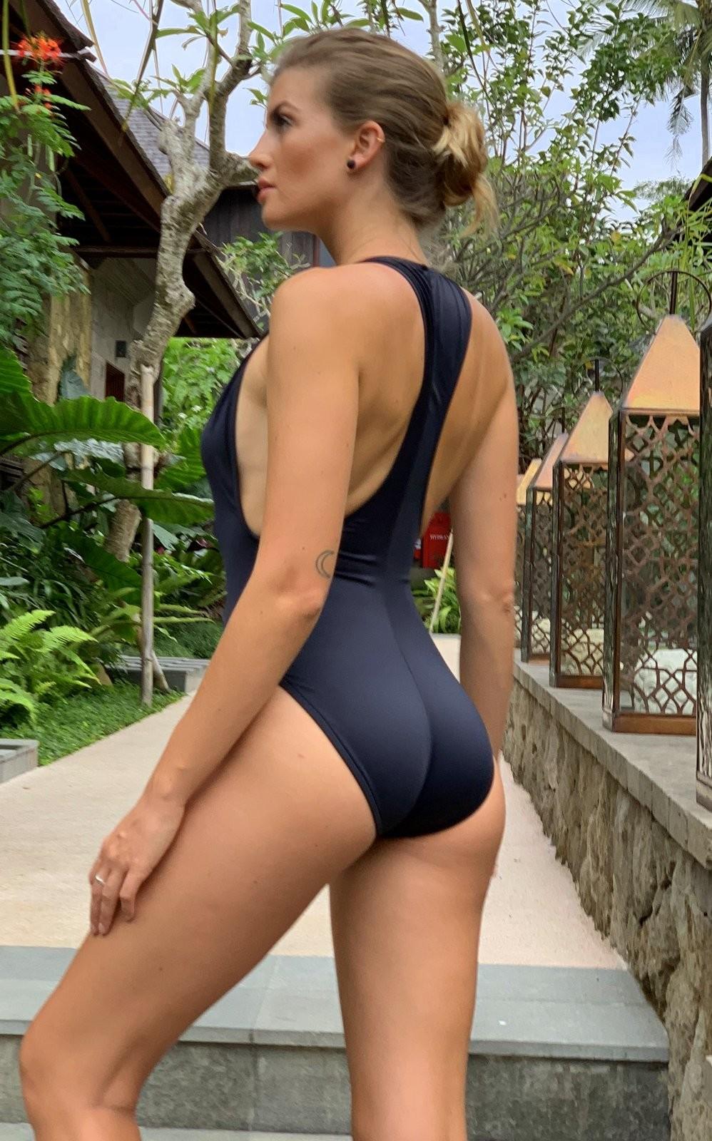 T-Back Wet Suit