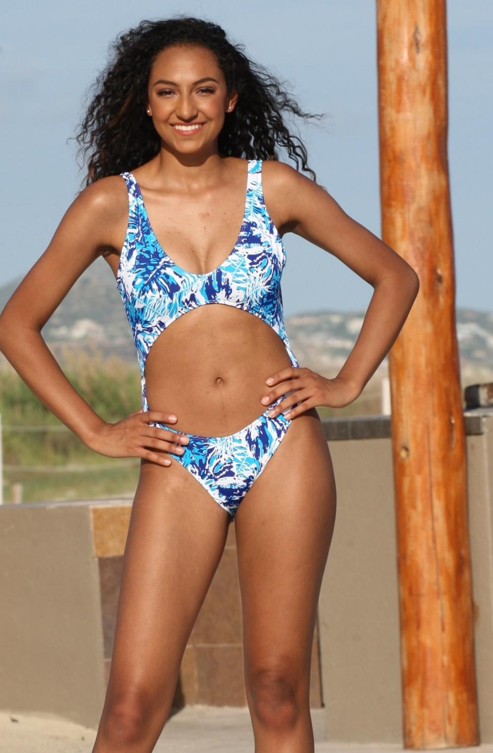 Newport One Piece Bikini