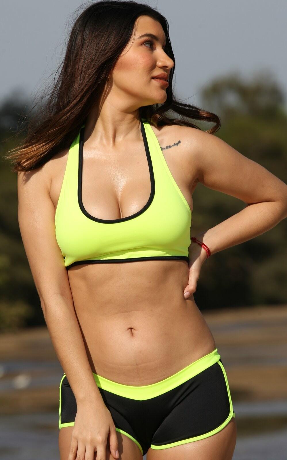 Halter Sport Bikini