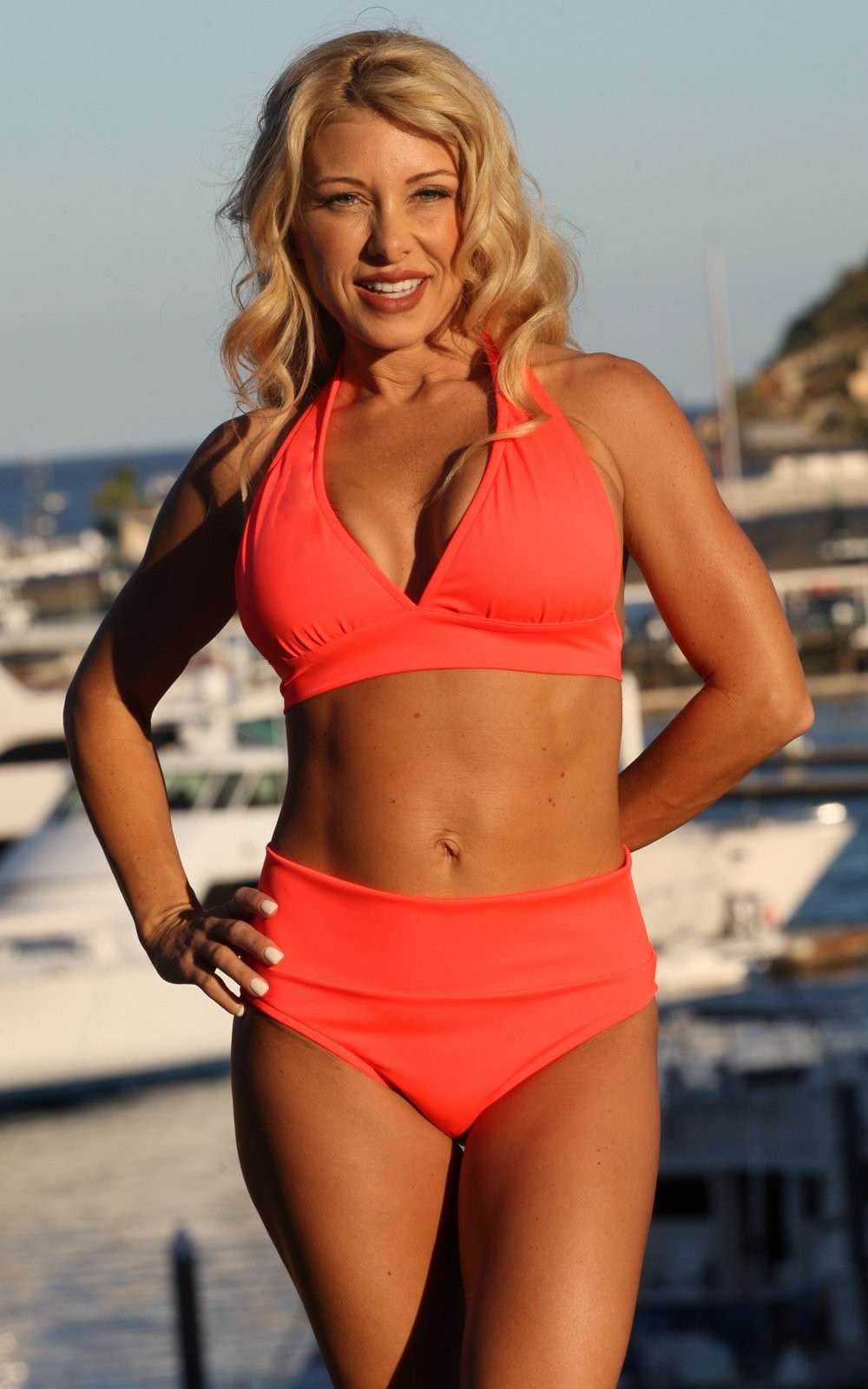 Banded Cabana Bikini
