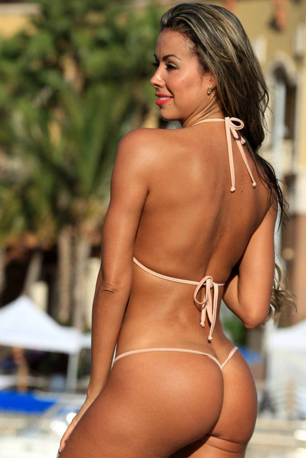 17cd18cbf7f Teeny G String Bikini - Made in USA by UjENA Swimwear