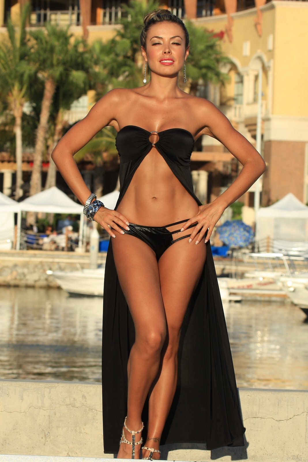 ed60deded8 Sexy Soho Cover Up - Made in USA by UjENA Swimwear