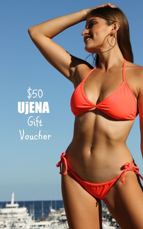 $50 UjENA Gift Voucher