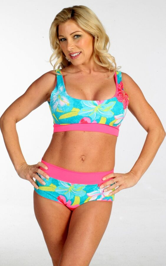 Easee Fit Reversable Action Banded Bikini