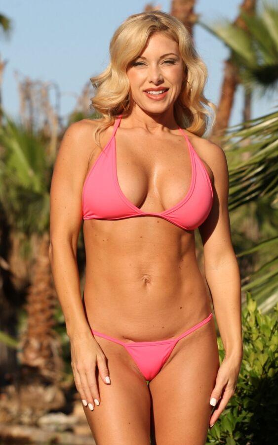 Teeny G String Bikini