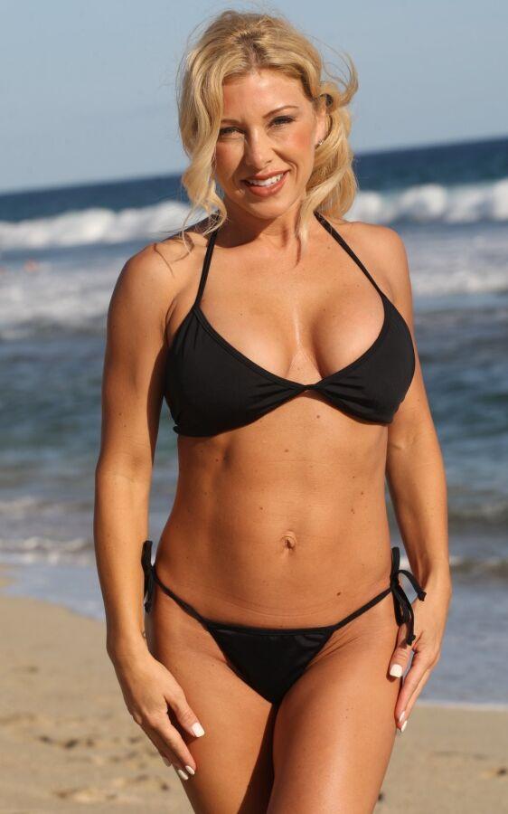 Outline Tie Tonga Bikini
