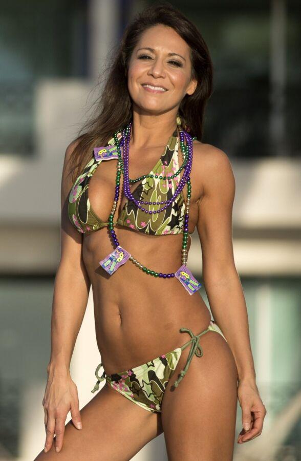 Rockn Sage Tie Bikini