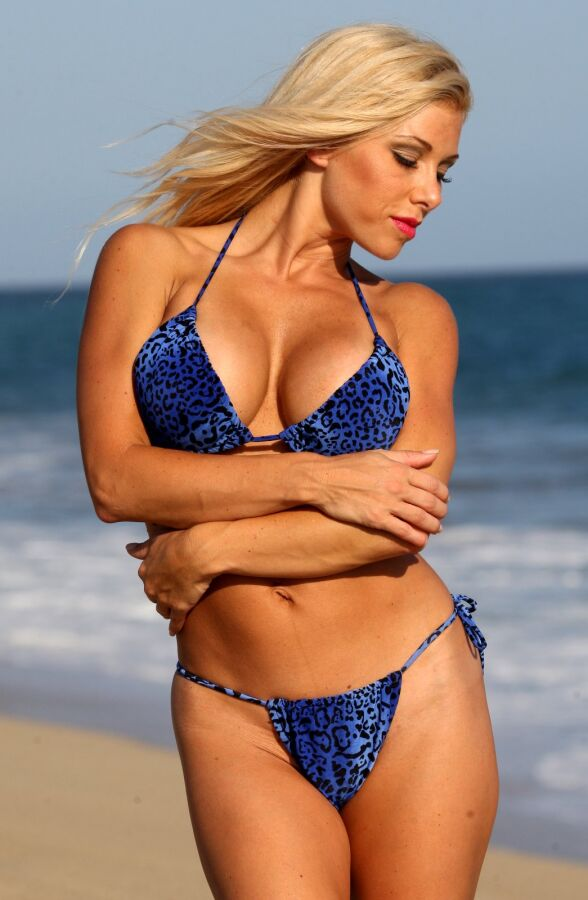 G String Classic Bikini