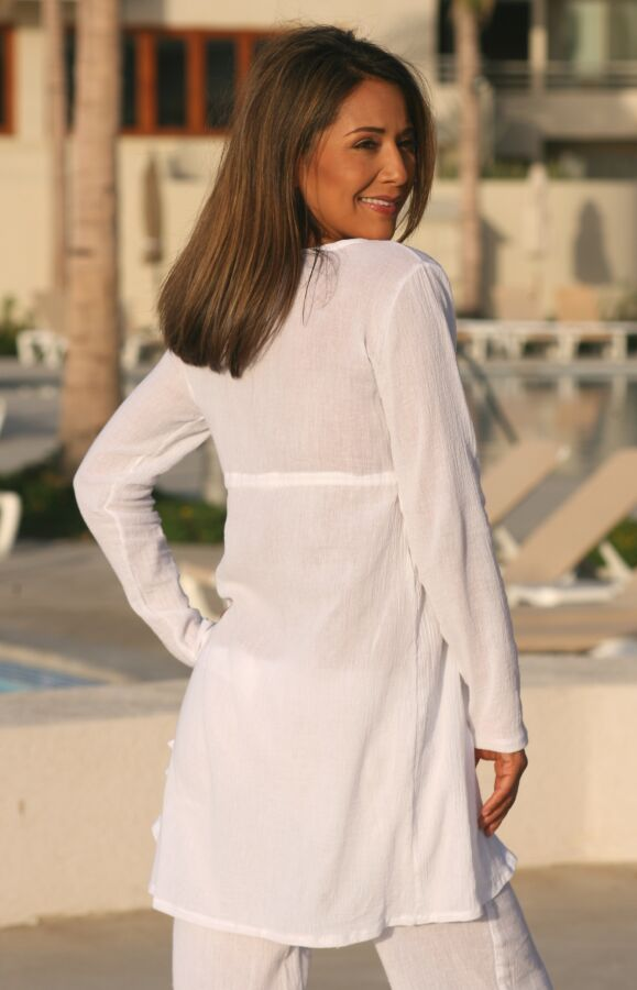 Resort Tie Robe