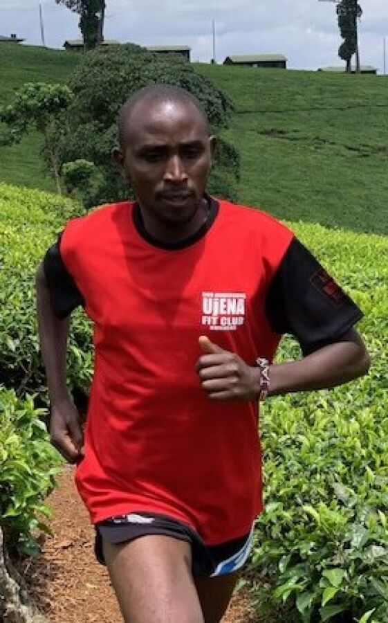Ujena Fit Club Action Tee Men