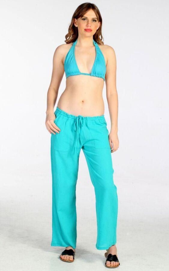 Gauze Pants