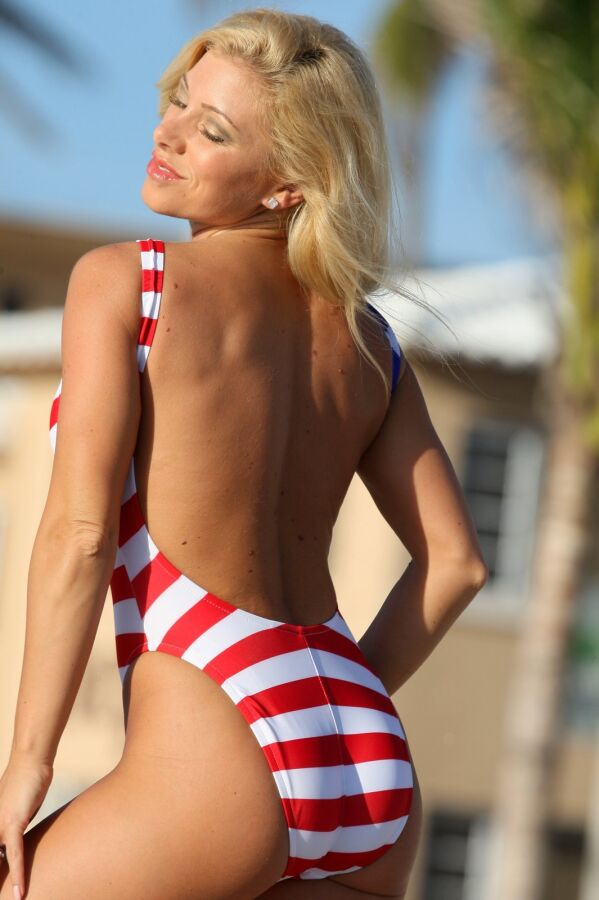 American Flag Double Dip