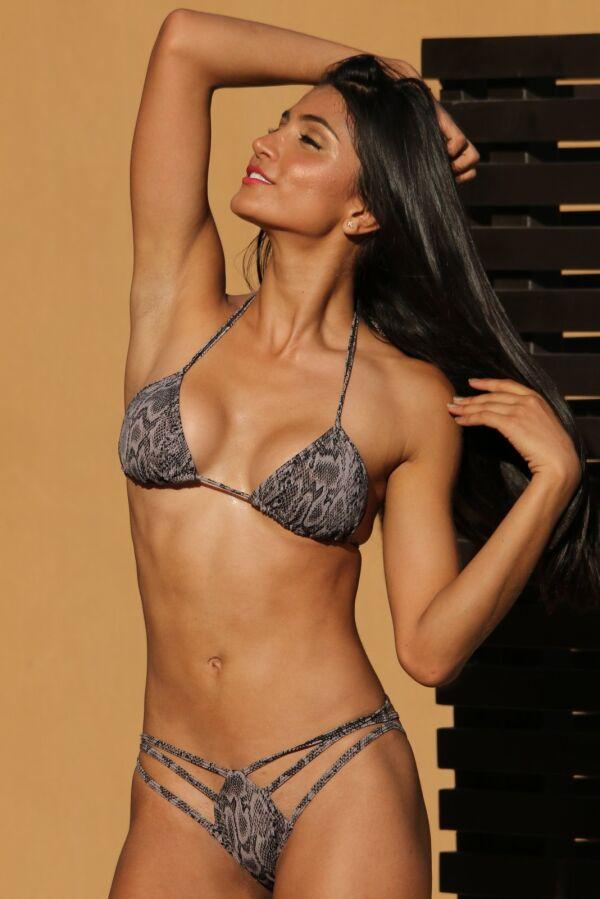 Strappy Bikini